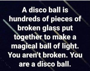 You Aren't Broken