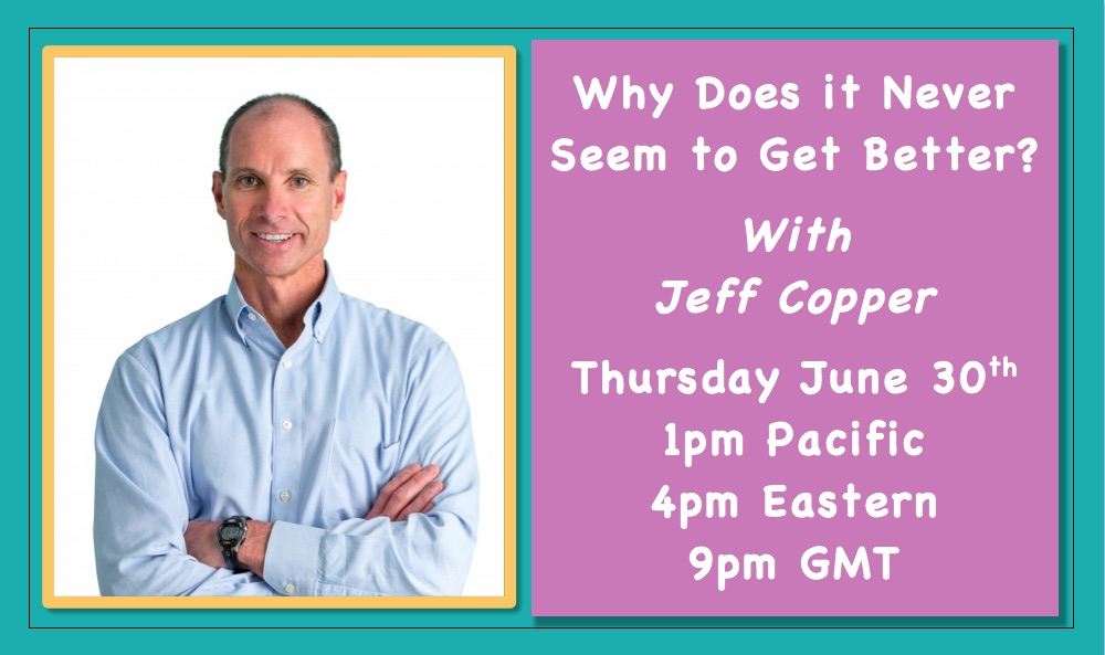 Thumbnail for livestream with Jeff Copper