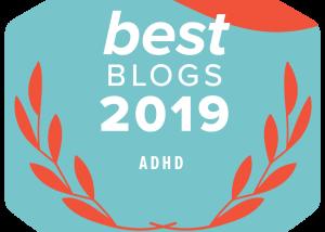 best  Adhd blog 2019