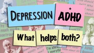 Depression and ADHD - What Helps Both?